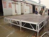 高品質の販売のためのアルミニウム段階のプラットホーム