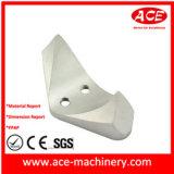Aluminium CNC maschinelle Bearbeitung des Flansches Rod