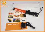 Le contrôle de Saftety de bord de la route Bavure-Régulier-Éclairage-Ferment le bâton rechargeable de circulation de police