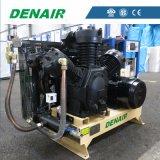 De aangepaste Compressor van de Lucht van de Zuiger van de Hoge druk met Dieselmotor