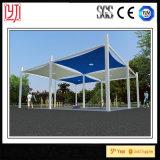 Tenda di alluminio di parcheggio dell'automobile della fase di PTFE