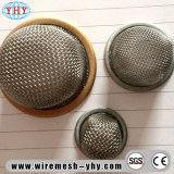 304 ultra fein 600 Microne Edelstahl-Ineinander greifen-Sieb-/Walter-Filter-Maschensieb