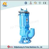 Fluss-Verbrauch-Bewässerung-versenkbare Abwasser-Wasser-Pumpe