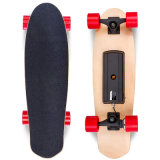 24V Single Motor in-Wheel Motor Electric Skateboard