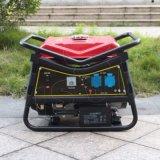 Bison (Chine) BS7500V (H) autour de la touche de démarrage de trame générateur à essence