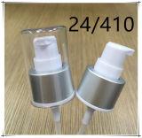 20/410 de la bomba de crema de aluminio plata mate