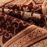 Новый шаблон из жаккардовой ткани Chenille обивки ткани и диван крышки