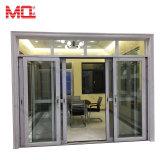Современный интерьер алюминиевый раздвижной двери патио алюминиевый профиль стекла боковой сдвижной двери