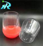 15oz Pet tasse en plastique de verre de vin en vrac