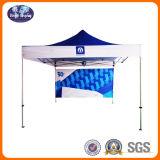 3 x 3 m Pop up tente d'auvent de pliage de plein air de renom Gazebo en aluminium