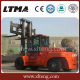Preço Diesel do Forklift Forklift resistente de 16 toneladas