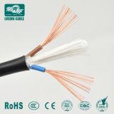 2 conducteurs câble PVC de 4 mm/4 Noyau 10mm/câble PVC de 2 Core câble PVC de 16 mm