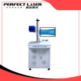 machine d'inscription de laser de fibre de 10W 20W 30W 50W pour le métal