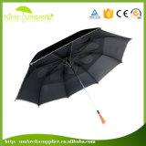 o guarda-chuva Foldable azul dos painéis 23inch 8 com automático abre