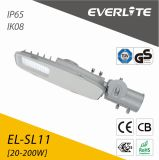 Everlite 80W Solarstraßenlaternemit 24V 5 Jahre Garantie-