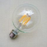 Energiesparendes Birnen-Licht der Lampen-4W 6W 8W B22 E27 G80 LED