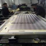 Piezas de Monoblock Refrrigeration, cámara fría, conservación en cámara frigorífica, el panel de emparedado de la PU