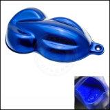 Blaue Perlen-Selbstlack färbt Glimmer-Perlen-Pigment-Puder