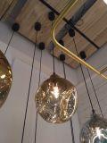 熱い販売の現代吊り下げ式の照明ガラス陰ランプ