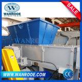 전자 낭비/엄청나게 큰 부대/쓰레기통/깔판/나무/플라스틱 수직 슈레더 기계