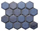 Bienenwabe-sechseckige keramische Mosaik-Fliese für Dekoration, Küche, Badezimmer und Swimmingpool