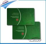Blanco Cr80 tarjeta del plástico de 30 milipulgadas
