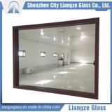 Vidrio de dos vías unidireccional de cristal del espejo del espejo decorativo
