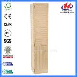 Porte Bi-Se pliante en bois moulée par HDF/MDF populaire d'Europen (JHK-B06)