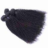 Plein d'Indiens de la cuticule Kinky Curl Virgin Remy Cheveux humains
