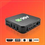 Da caixa esperta da tevê do Internet IPTV do Android 6.0 3D 4K Ott de A96X Amlogic S905X caixa superior ajustada