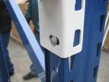 Cremagliere resistenti registrabili del magazzino per la scaffalatura d'acciaio industriale di memoria