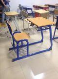 Escritorio y silla combinados (SF-95S) del estudiante de la escuela de la alta calidad solos