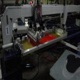 8 색깔은 모든 잉크 유형 스크린 인쇄 기계를 진행했다