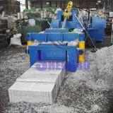 유압 철 강철 알루미늄 금속 조각 포장기