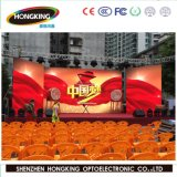 HD P3.91 P4.81 Mietim Freien farbenreiche LED-Innenbildschirmanzeige