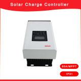 MPPT hybride Solarladung-Controller 12V 24V mit Sonnenenergie-Station, Anwendung des AusgangssolarStromnetz-usw.