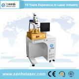 Incisione del laser della fibra/macchina/strumentazione della marcatura per i monili del metallo