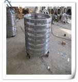 造られたH13 P9の鋼鉄鍛造材スロットリング