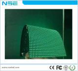 Heiße Verkauf 2017 flexible Video-Innenwand der LED-Bildschirmanzeige-P4 weiche flexible LED Module/LED der Bildschirmanzeige-Screen/LED