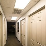 CRI 80 120lm/130lm/110lm/100lm. Watt 1X1FT/2X2FT/1X4FT/2X4FT 20/30/35 /40W/50/60W/72W/75W Luz do painel de LED do painel de LED do painel da Lâmpada de Teto com Dlc 4.0 /ETL/TUV/FCC