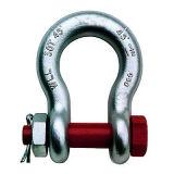 炭素鋼の低下は索具ASTMの手錠を造った