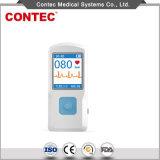 휴대용 Bluetooth 소형 ECG/EKG 모니터 Telemedicine 장치 ECG