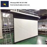 Haut de page automatique de l'écran du projecteur/écran électrique de projection motorisés