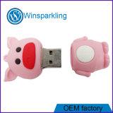 관례 PVC USB 플래시 디스크를 위한 최고 가격