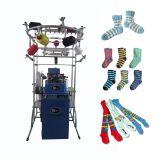 De geautomatiseerde Breiende Machine van de Sok