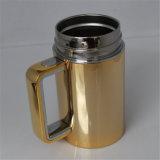 Acero inoxidable utensilios de cocina de color dorado de la máquina de revestimiento PVD