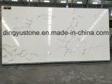 Contro parti superiori della barra di pietra di marmo artificiale per la mobilia della barra