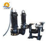 Pompe de dragage de sable submersible résistant à l'acide pour l'industrie minière