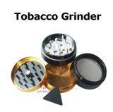 4 porciones del color de la venta al por mayor de la hierba del tabaco de la máquina de amoladora mezclada del concreto