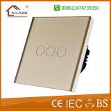 Interruttore di illuminazione elettrico di tocco elettronico domestico